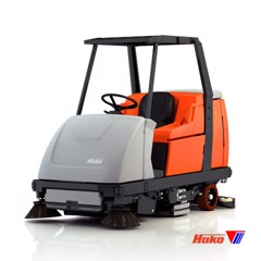 Floor Scrubber Ride on Scrubmaster B310 CL
