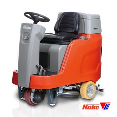 Floor Scrubber Ride on Scrubmaster B75R