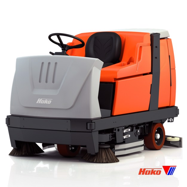 Floor Scrubber Ride on Scrubmaster B310R