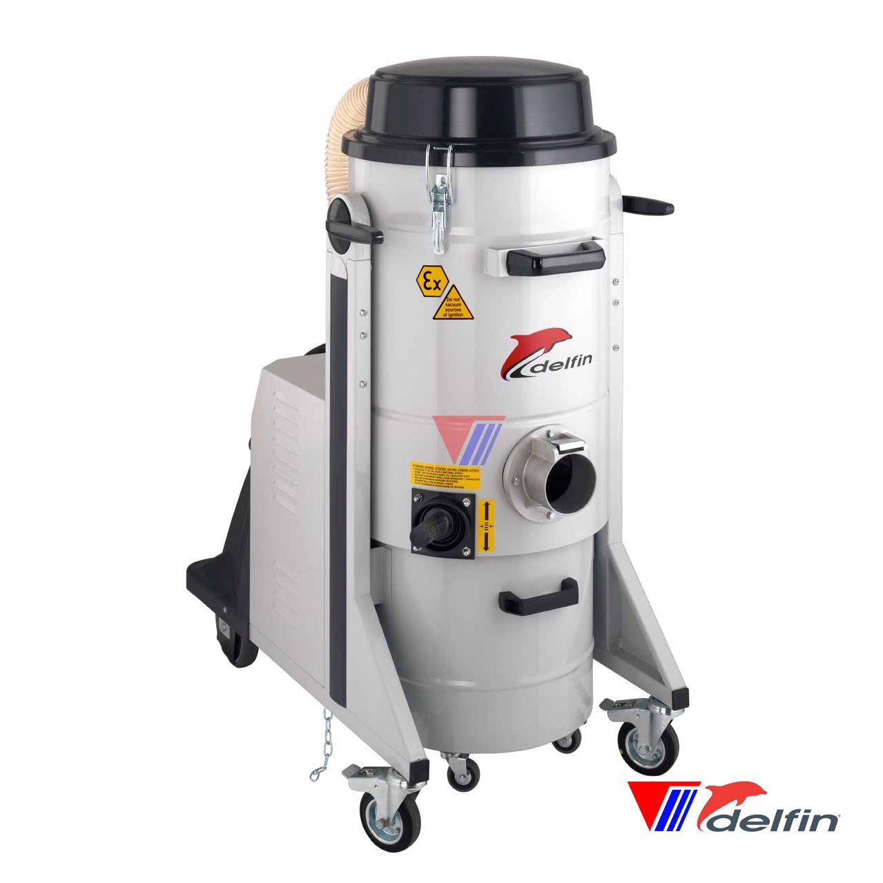 Industrial vacuum cleaners 3533