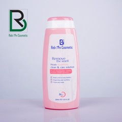 REBORN -   REMOVE THE SMELL  Dụng dịch vệ sinh phụ nữ