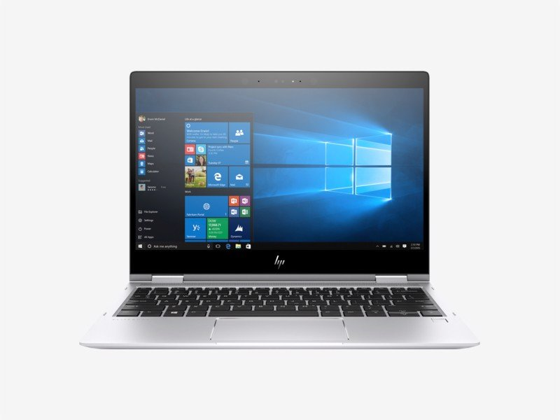HP EliteBook x360 1020 G2 with HP Sure View