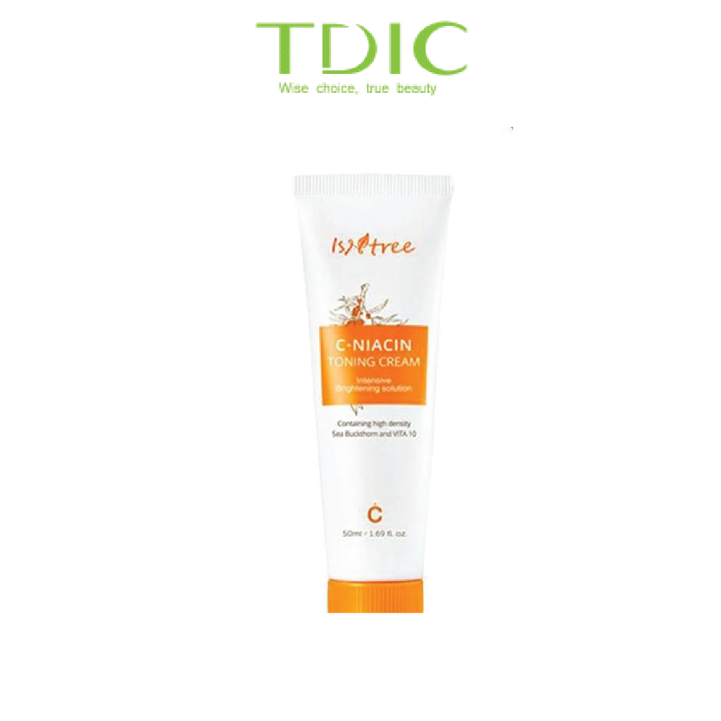 ISNTREE C-NIACIN TONING CREAM