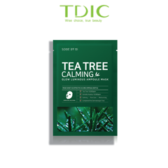 SOME BY MI TEA TREE CALMING SKEET MASK