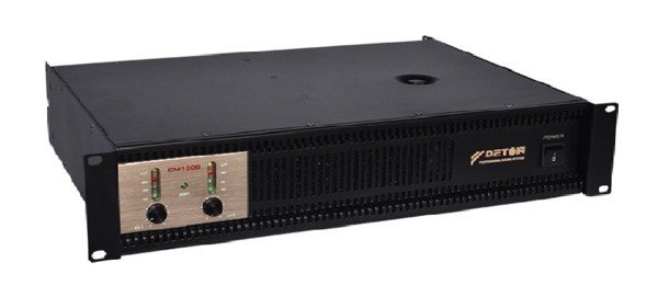 AMPLIFIER DETON DM1300