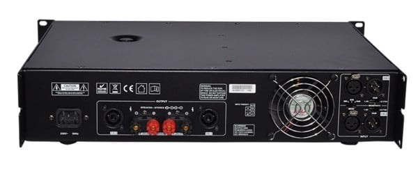 AMPLIFIER DETON DM550