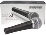 MICRO DÂY SHURE SM58 LC