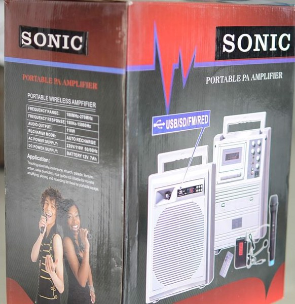 Loa trợ giảng Sonic 1800