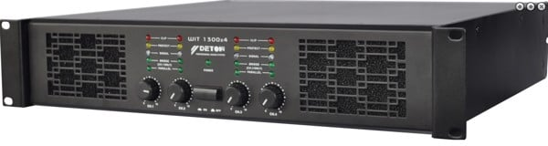 AMPLIFIER DETON WIT 1300W X 4