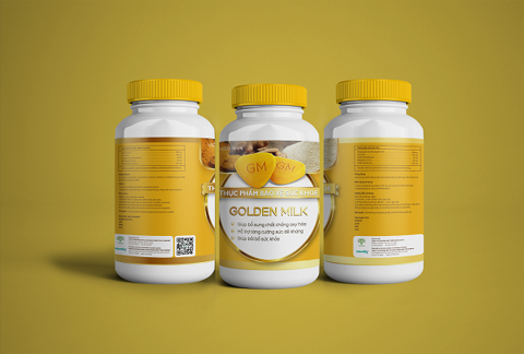 Golden Milk (Lọ)