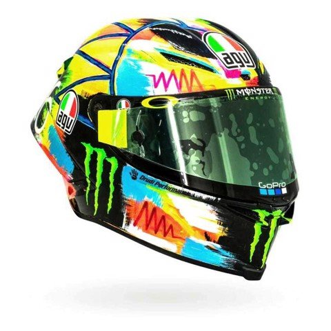 AGV Pista GP R Rossi Winter Test 2019 (PRE-ORDER)