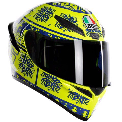 AGV K1 SV WINTER TEST 2015 (SOLD OUT)