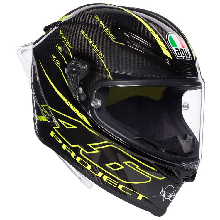 AGV Pista GP R Carbon Project 46 3.0 (PRE-ORDER)