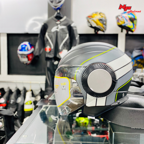 AGV ORBYT BRERA WHITE/REY/ YELLOW