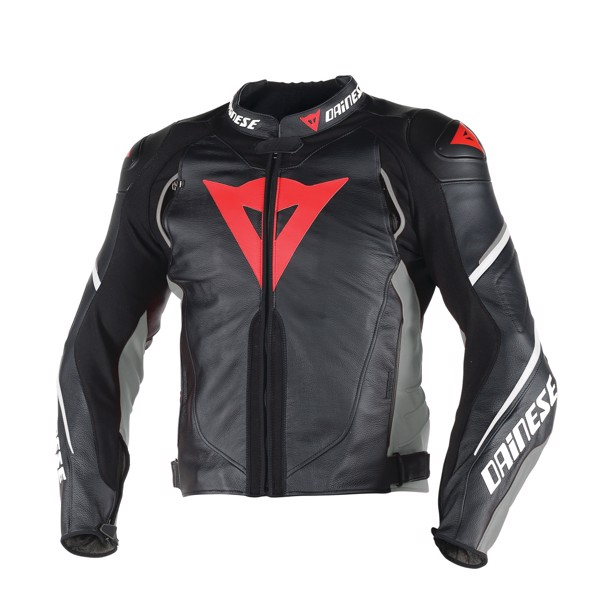 ÁO DA SUPER SPEED D1 PERF. LEATHER JACKET