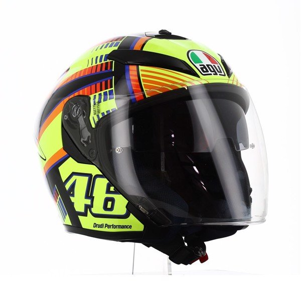 K5 JET AGV ASIAN FIT SOLELUNA
