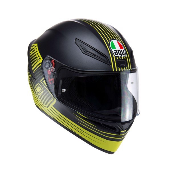 K1 AGV ASIA FIT EDGE 46