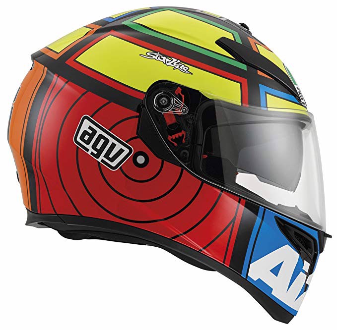 K1 AGV ASIAN FIT IANNONE 2013