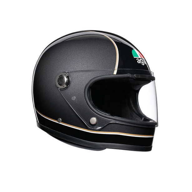 X3000 AGV BLACK/GREY/YELLOW