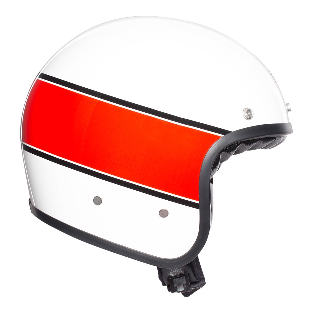 X70 MINO 73 WHITE/RED