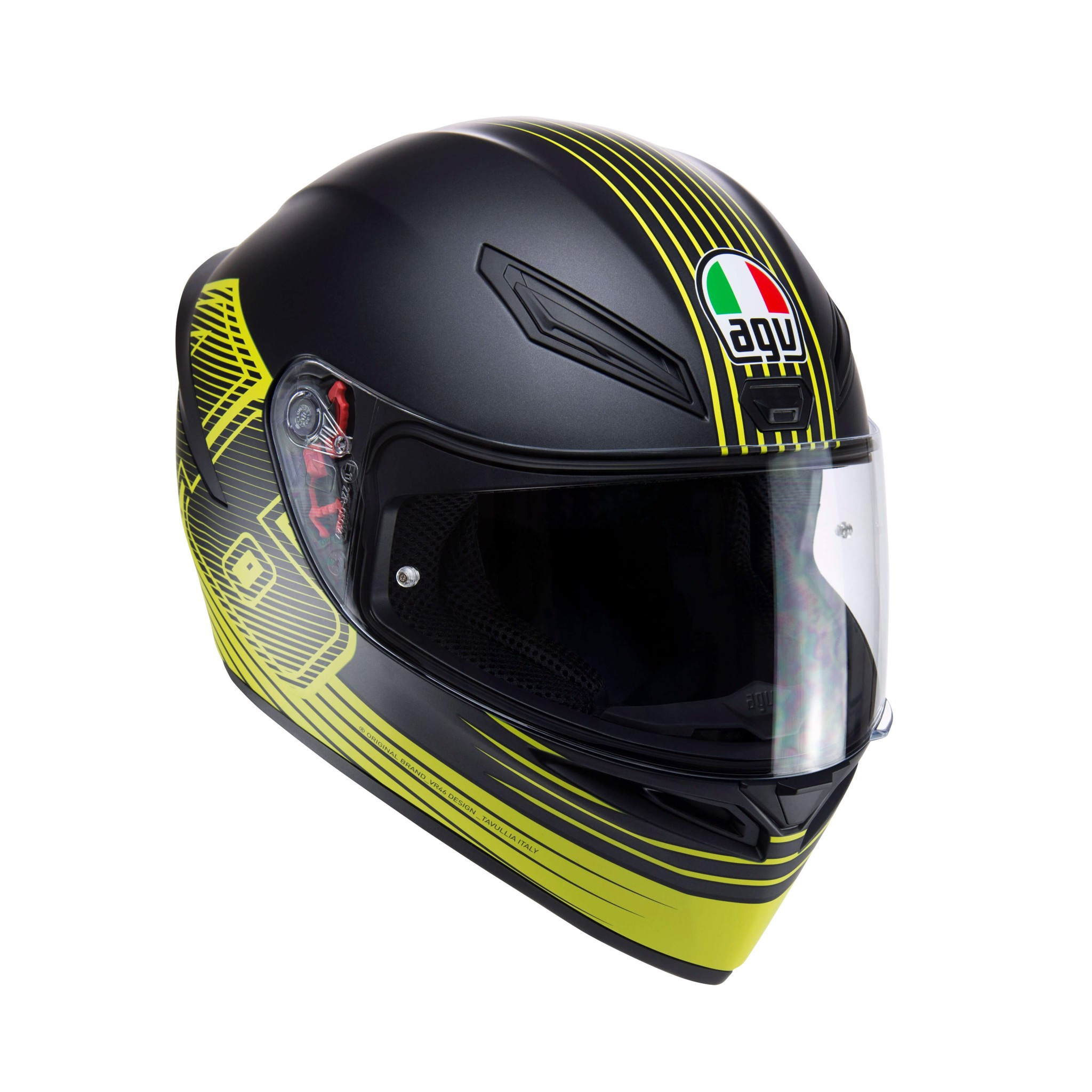 K1 AGV ASIAN FIT EDGE 46