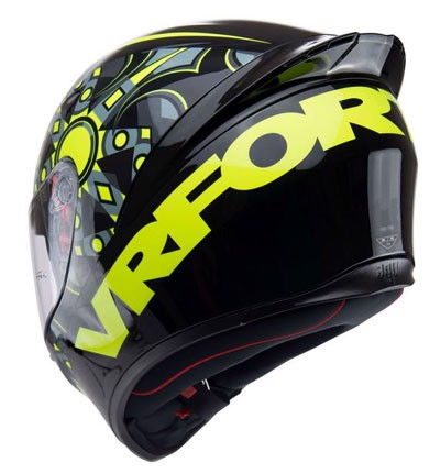 K1 AGV ASIAN FIT FLAVUM 46
