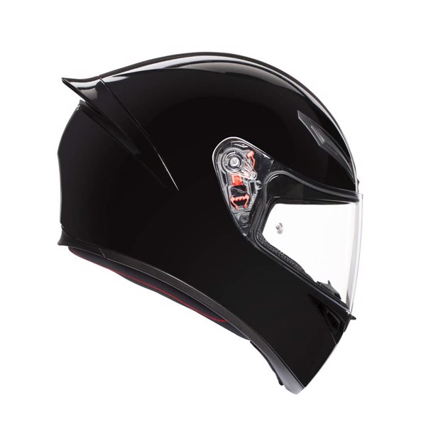 K1 AGV ASIAN FIT BLACK