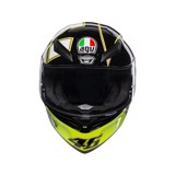 K1 AGV ASIAN FIT GOTHIC 46