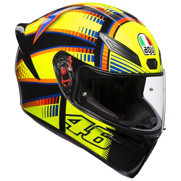 K1 AGV ASIAN FIT SOLELUNA 2015
