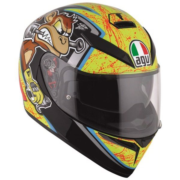 K3-SV AGV ASIAN FIT BULEGA