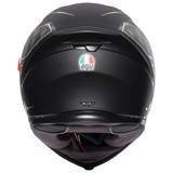K5-S AGV ASIAN FIT TORNADO BLACK/SILVER