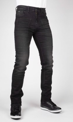MENS COVERT BLACK SLIM
