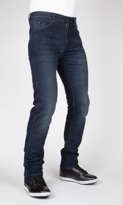 MENS COVERT BLUE SLIM