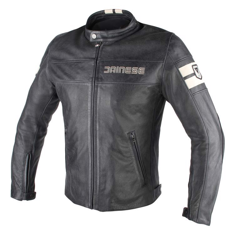 HF D1 PERF. LEATHER JACKET