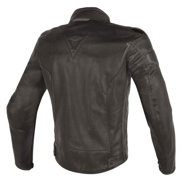 ÁO DA STREET DARKER PERF. LEATHER JACKET