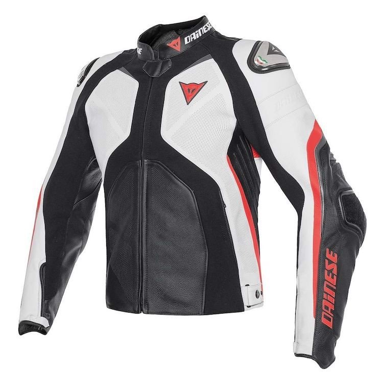 SUPER RIDER PERF. LEATHER JKT