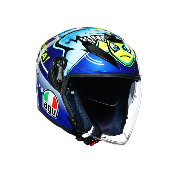 K5 JET AGV ASIAN FIT MISANNO 2015