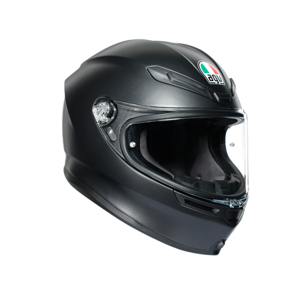 K6 AGV MATT BLACK