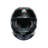 K6 AGV  MINIMAL PURE MATT BLACK/WH/RED