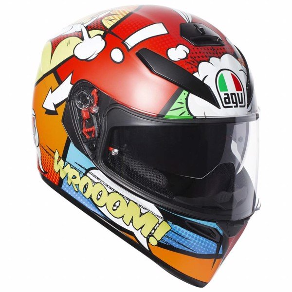 K3-SV AGV ASIAN FIT BALLOON