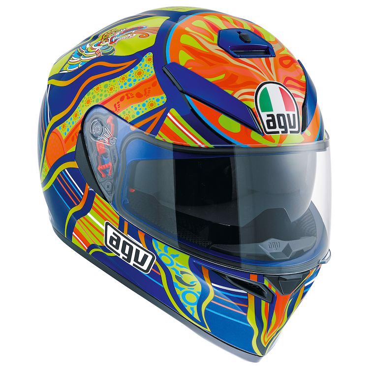K3-SV AGV E2205 TOP ASIA3 FIVE CONTINENTS