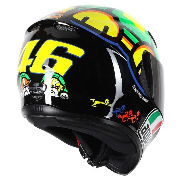 K3-SV AGV ASIAN FIT TARTARUGA