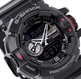 CASIO G-SHOCK GA-400-1BDR