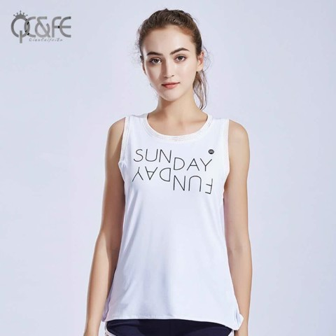 Áo tank top Sunday