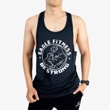 Áo tank top nam Eagle fitness muscle