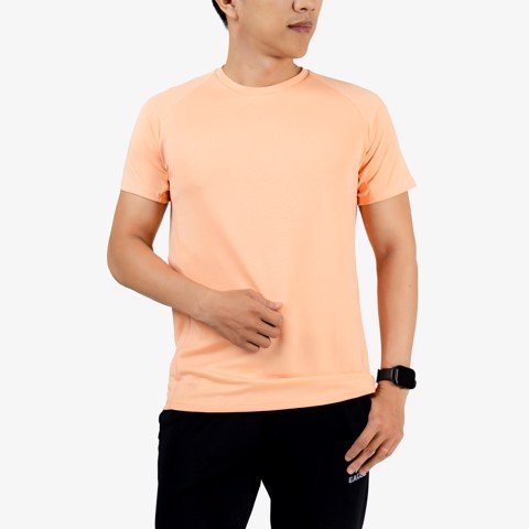 Áo nam Body Basic Tee Premium Interlock Cooldry