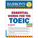 Essential Words For The TOEIC - 6th Edition (Kèm CD)
