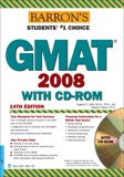 Barron's GMAT 14th Edition