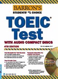 Barron's Toeic Test + 3CD (4th Edition)
