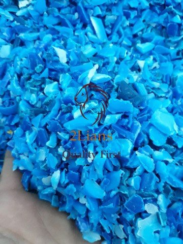 HDPE Blue and White drums - HMWHDPE